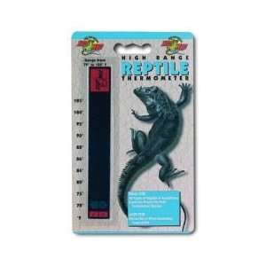 Zoo Med Laboratories High Range Thermometer   TH 10 Pet