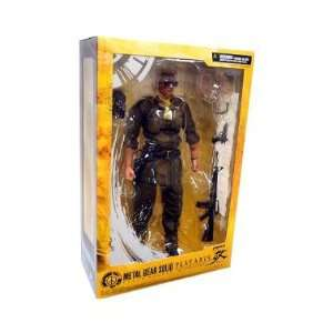 Metal Gear Solid Peace Walker Play Arts Kai Action Figure