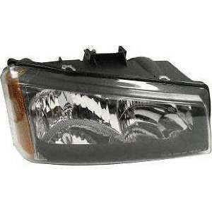 03 05 CHEVY CHEVROLET SILVERADO PICKUP HEADLIGHT RH (PASSENGER SIDE