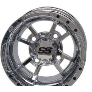 Sport Wheel   10x5   3+2 Offset   4/156   Chrome, Wheel Rim Size 10x5