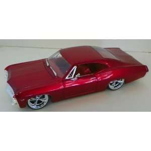 Jada Toys 1/24 Scale Diecast Big Time Muscle 1967 Chevy