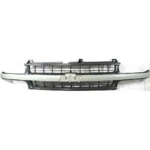PICKUP GRILLE TRUCK, Painted (1999 99) 20111 15764314 Automotive