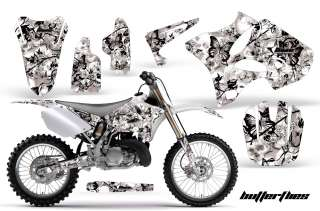 OFF ROAD MOTORCYCLE GRAPHIC DECO MX KIT YAMAHA YZ 125/250 02 11 BKBGW