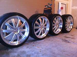 Ace Executive wheels rims and tires g35 g37 350z 370z infiniti nissan