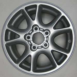 OEM Chevy Camaro 16 Silver Wheel   5089
