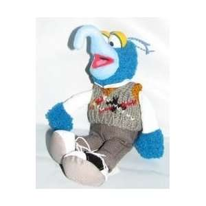 Disney Muppets 3 D Gonzo Plush Doll New with Tags Toys