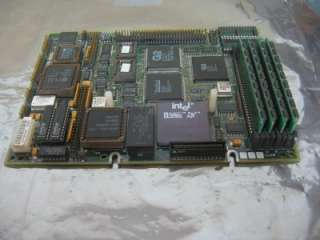 SBC SINGLE BOARD COMPUTER AMPRO A60275 386DX WARRANTY