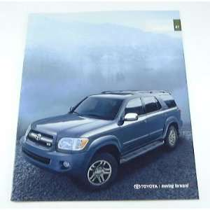 2007 07 Toyota SEQUOIA Truck Suv BROCHURE SR5 Limited