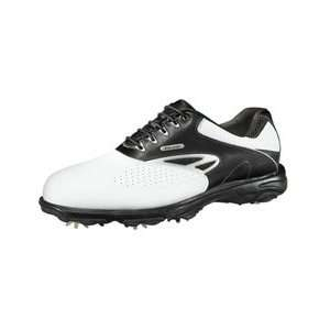 Etonic Sport Tech II Golf Shoes White   Black 8 W  Sports