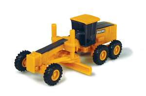 ERTL 164 John Deere ROAD GRADER Construction Toy *NEW*