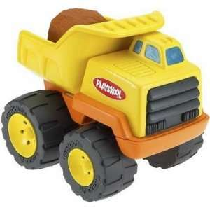 Playskool Busy Basics Rumblin Dump Truck Toy Dump Truck Toys & Games