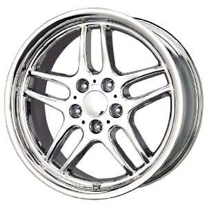 Replica Alloys BMW TT 67 Chrome Wheel (18x8/5x120mm