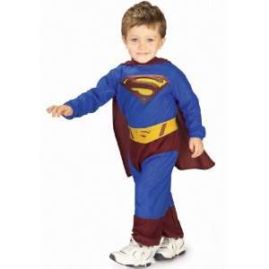 Lets Party By Rubies Costumes Superman Returns Deluxe Toddler Costume