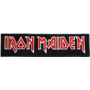SALE 1.4 x 5.5 Iron Maiden Music Heavy Hard Rock Band Biker Clothing