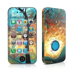Aqua Burn Design Protective Skin Decal Sticker for Apple