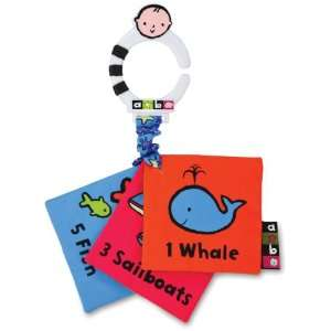 Kids Preferred Amazing Baby 1 2 3 In The Sea Soft Cards Baby
