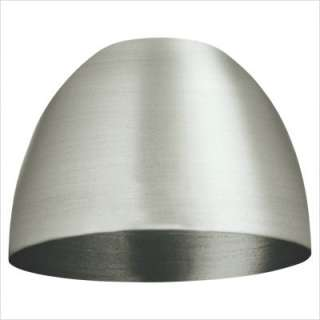 Sea Gull Lighting Mini Dome Metal Shade in Brushed Stainless 94364 98