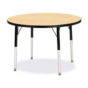 Jonti Craft RidgeLine Kydz Activity Round Preschool Table