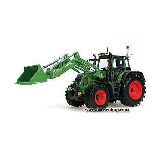 Fendt 415 w/Loader & front Hitch Toys & Games