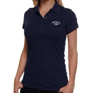 Antigua Nevada Wolf Pack Ladies Navy Blue Spark Premium