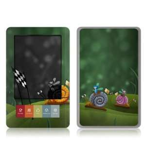 Snail Race Design Protective Decal Skin Sticker for Barnes