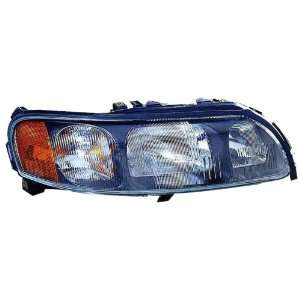 OE Replacement Volvo S60 Passenger Side Headlight Assembly