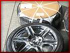 20 INCH SENTA IIs FOR JAGUAR XJ WHEEL RIM & TIRE PACKAGE FITS 2007