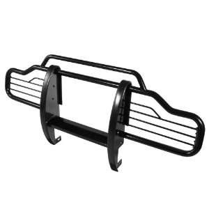 Jeep Wrangler 87 06 Grille Guard   Black Automotive