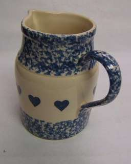 Country Home Collection Friendship Pottery OH Pitcher