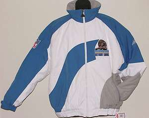 VINTAGE 90s Detroit LIONS NFL ProLine Apex One LIMITED EDITION Jacket