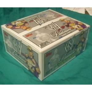 WWE Topps 2010 Platinum Trading Cards Box of 24 Packs