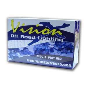 Vision X Offroad Lighting Plug & Play Headlight Kit HID