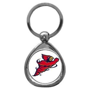 Iowa State Cyclones NCAA High Polish Chrome Key Tag w