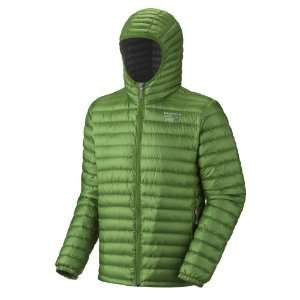 Mountain Hardwear Mens Nitrous Hooded Jacket Sports
