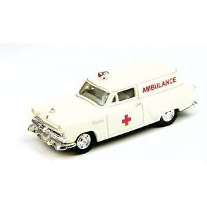 Works HO 1953 Ford Courier Sedan Delivery Ambulance Toys & Games