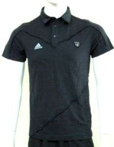 Adidas Men Liverpool FC Black Polo*NEW*