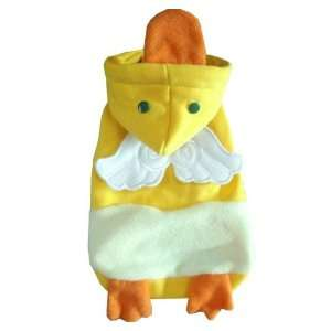 Duck   Dog Puppy Pet Clothes Jacket Coat Hoodie  Small