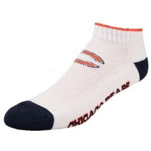 Chicago Bears Mens Low Cut Socks