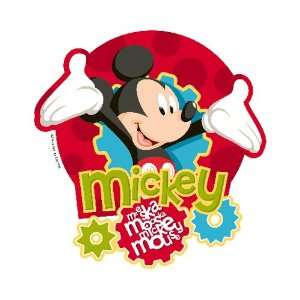 Mickey Mouse Clubhouse Edible Cupcake Toppers Decoration