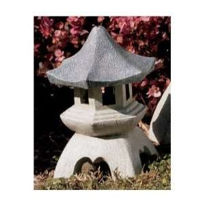 Pagoda Lantern statue homeyard asian oriental sculpture