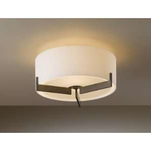 Axis Small 126401 1 Light Semi Flush Ceiling Light