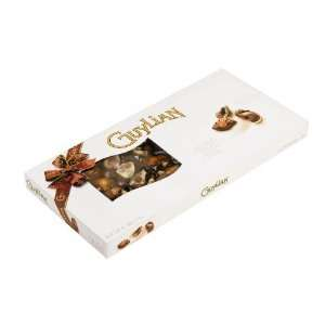 Guylian Seashell Window Brown Ribbon Gift Box, 17.6 Ounce Boxes