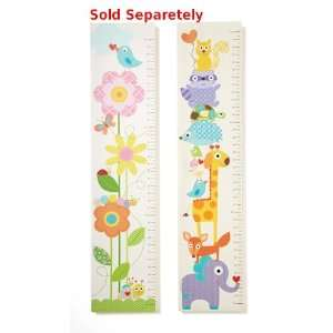 Twos Company Happi Growth Chart Animal
