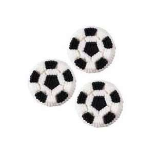 WILTON SOCCER BALLS ICING Decorations 710 477 Kitchen