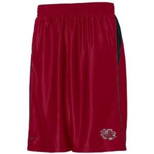 Nike South Carolina Gamecocks Garnet Durasheen Shorts