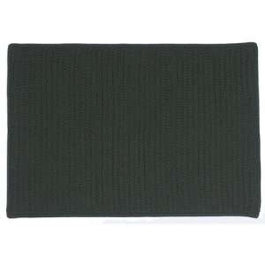 Low Profile Hunter Green Indoor / Outdoor Doormat Size 27 x