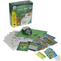 Leap Frog LeapPad Learning System Club Kit K 1
