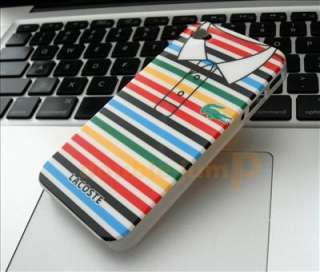 Shirt Hard Cover Case for iPhone 4 4G LC 3