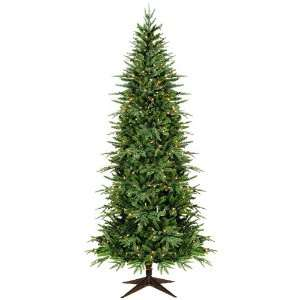 Fir Christmas Tree with Clear color Non Stop Lights