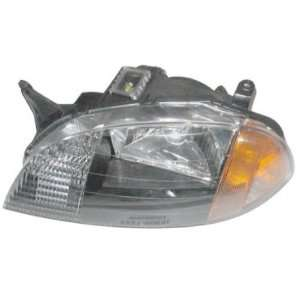 New Drivers Headlight Headlamp SAE DOT Automotive